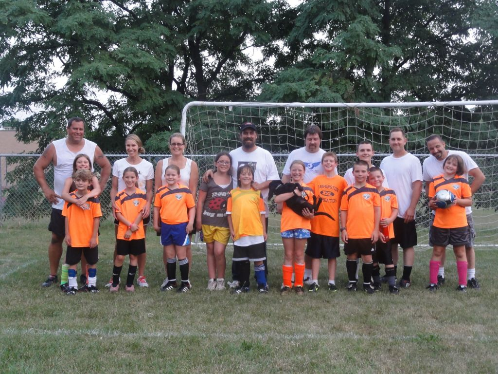 Support the Bloomfield Soccer Club